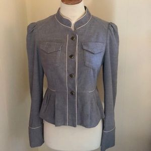 Anthropologie blazer size 2